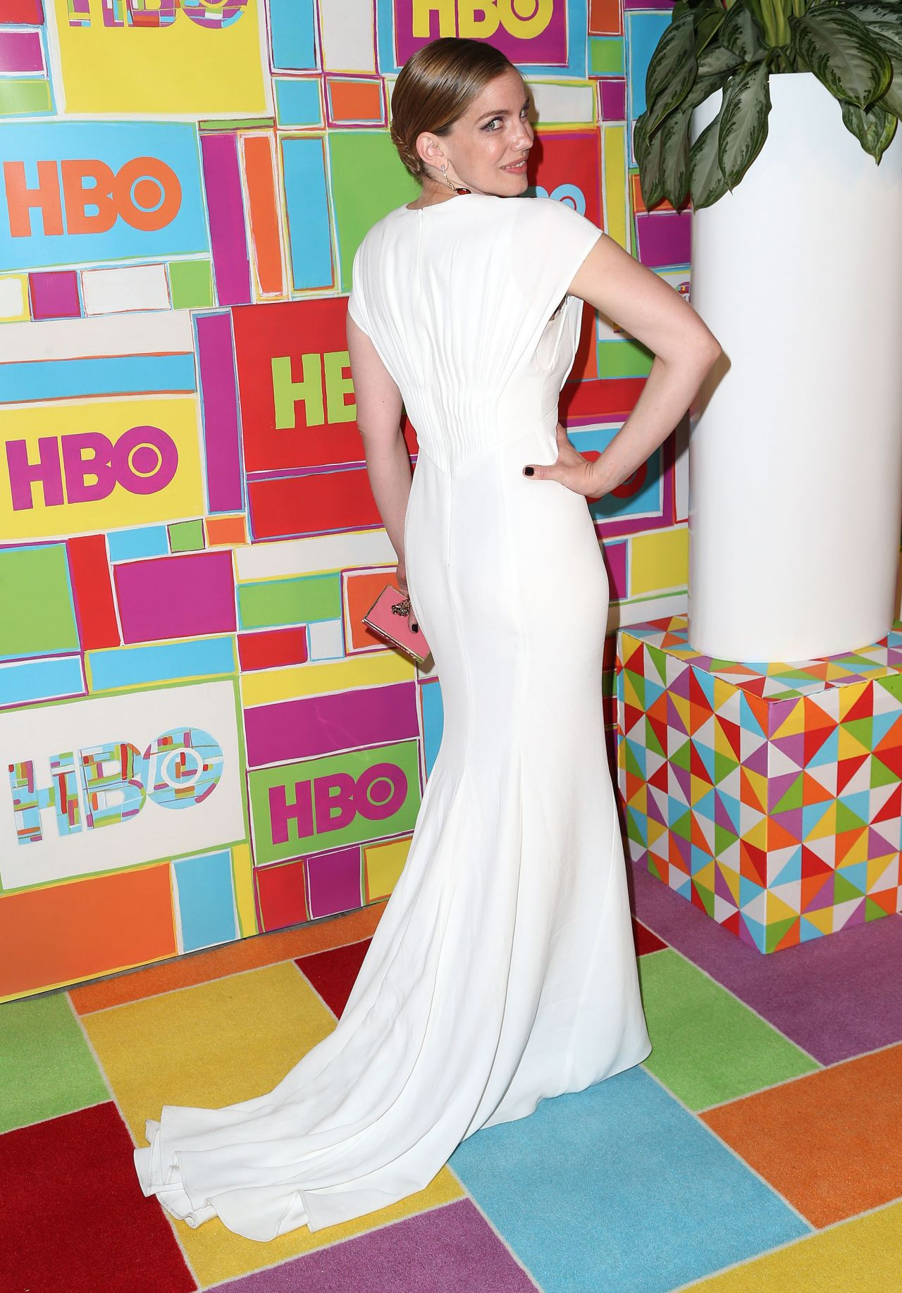 Anna Chlumsky – HBO's Official 2014 Emmy After Party