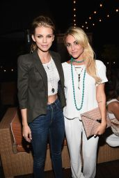 AnnaLynne McCord - 2014 #18for18 Summer Soiree in West Hollywood