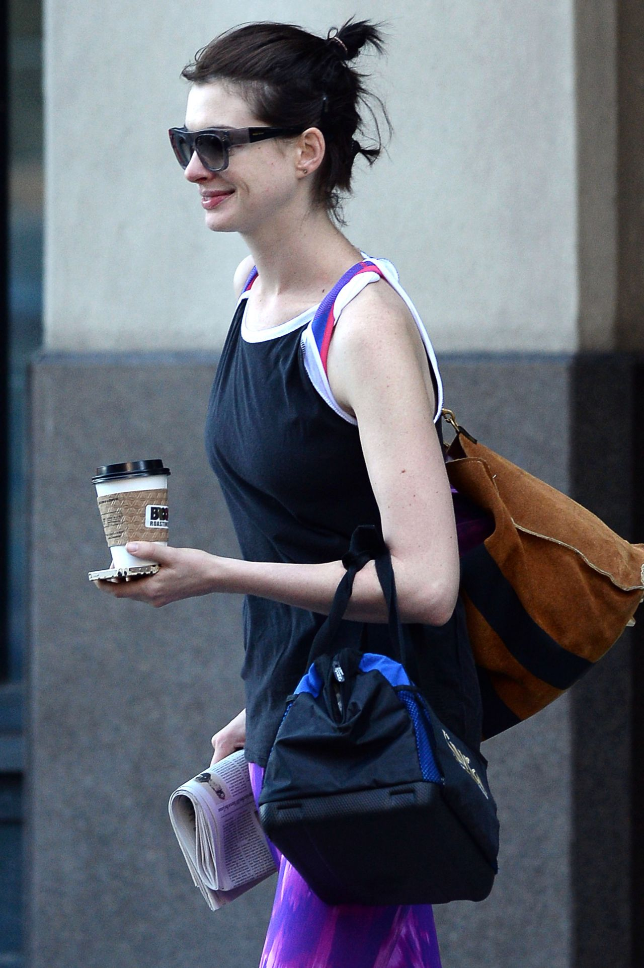 Anne Hathaway in Tights -09   GotCeleb