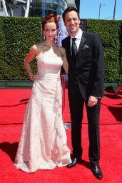 Annie Wersching - 2014 Creative Arts Emmy Awards