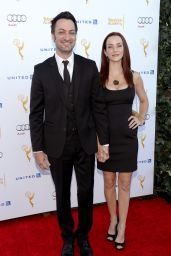 Annie Wersching – 2014 Emmy Awards Performers Nominee Reception in West Hollywood
