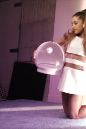 Ariana Grande – Billboard Magazine August 2014 Cover Photoshoot