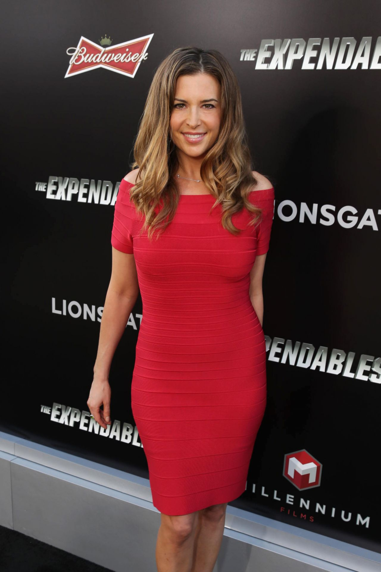 Ashley Cusato – 'The Expendables 3′ Premiere in Los Angeles