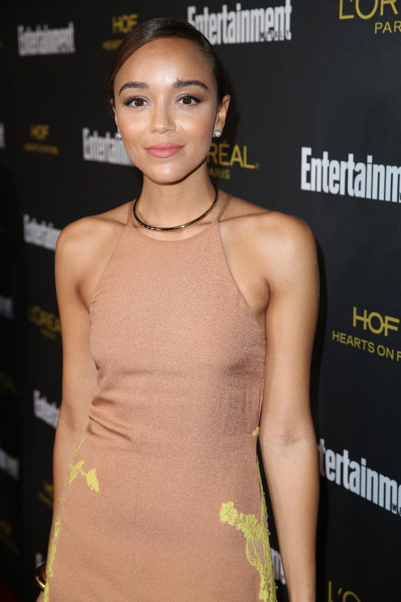 Ashley Madekwe – Entertainment Weekly's Pre-Emmy 2014 Party