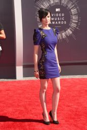 Ashley Rickards - 2014 MTV Video Music Awards in Inglewood