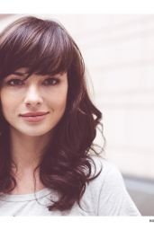 Ashley Rickards - NKD Magazine August 2014 Issue