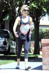 Ashley Tisdale in Legginngs - Out in Los Angeles - Aug. 2014