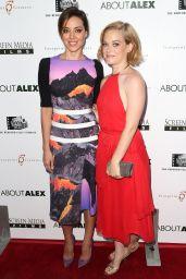 Aubrey Plaza – 'About Alex' Premiere in Hollywood