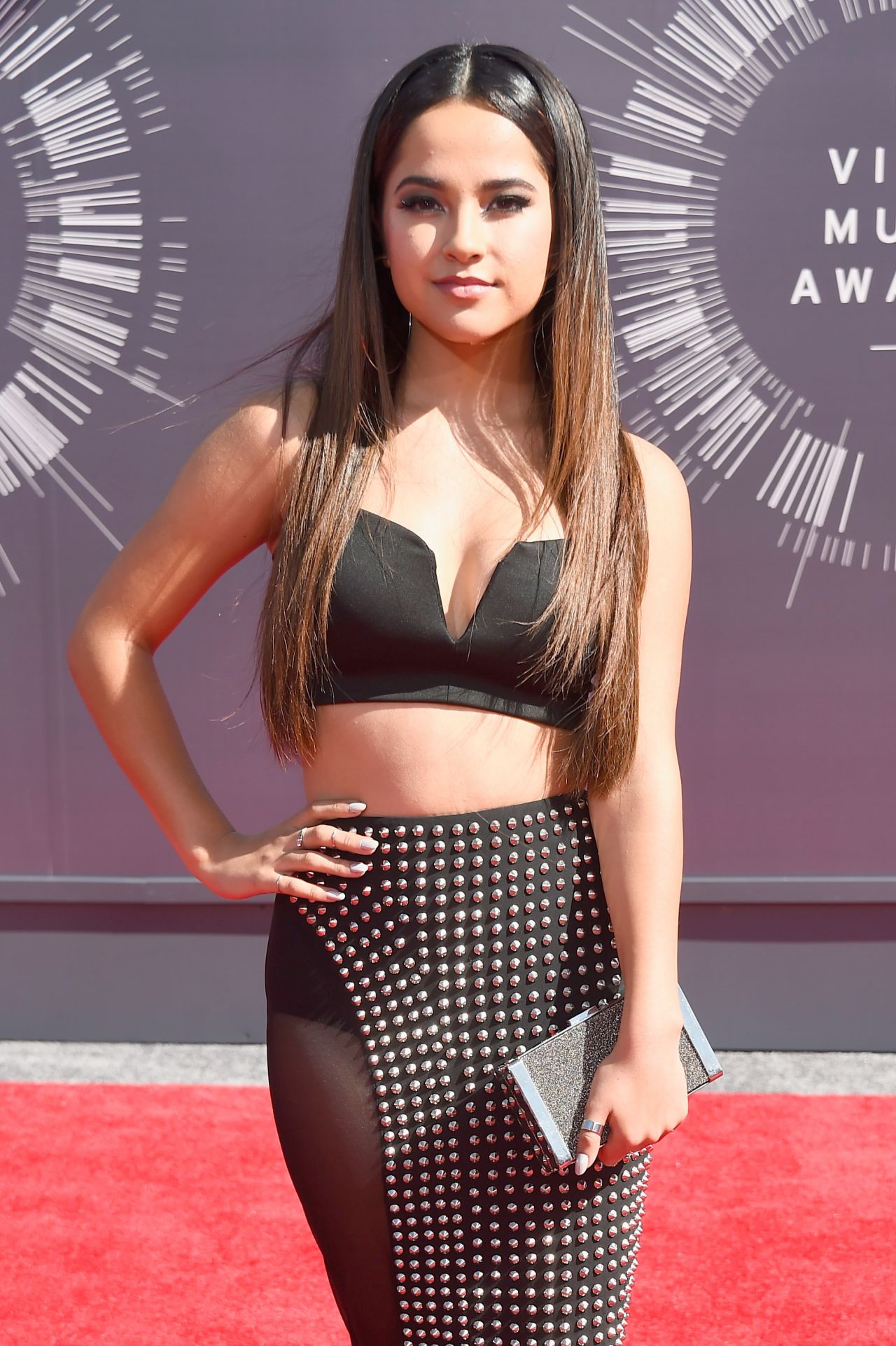 Becky G - 2014 MTV Video Music Awards in Inglewood