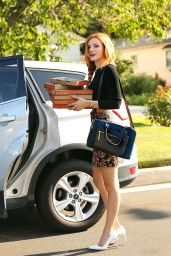 Bella Thorne - Out in Hollywood - August 2014