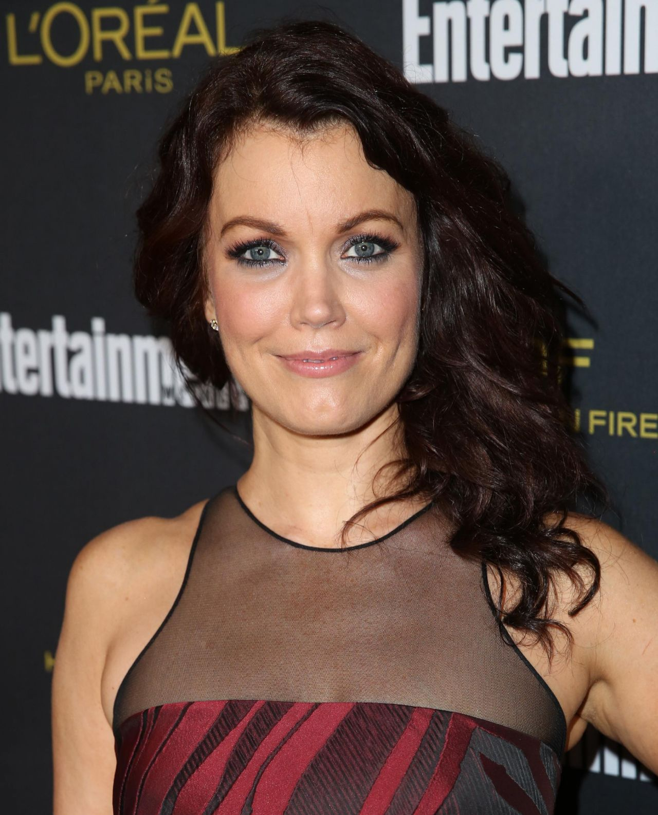 Bellamy Young – Entertainment Weekly's Pre-Emmy 2014 Party