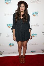 Bethany Mota at Blake Michael's 18th Birthday Bash