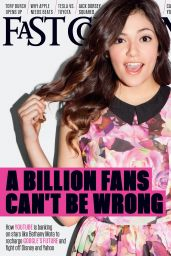 Bethany Mota - Fast Company Magazine - September 2014 Cover