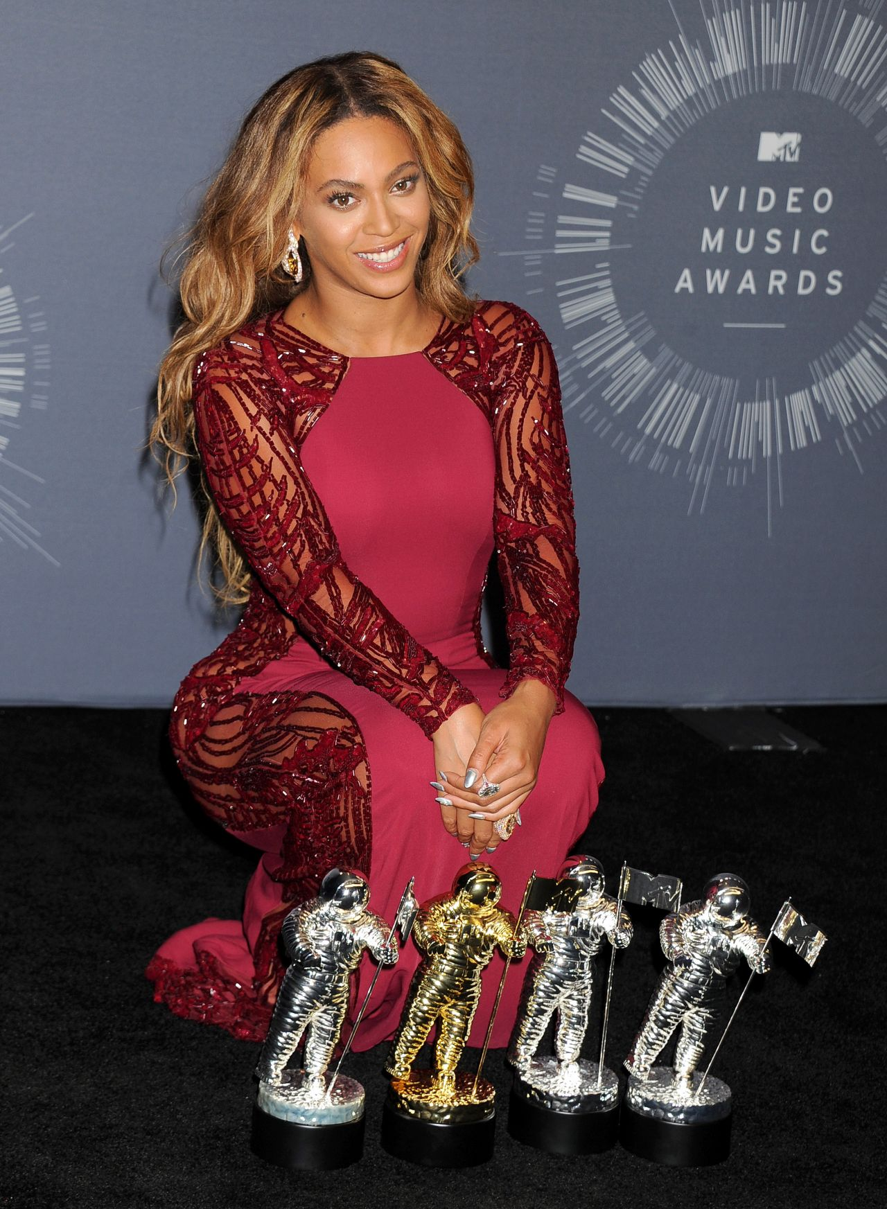 Beyonce 2014 Mtv Video Music Awards Winner