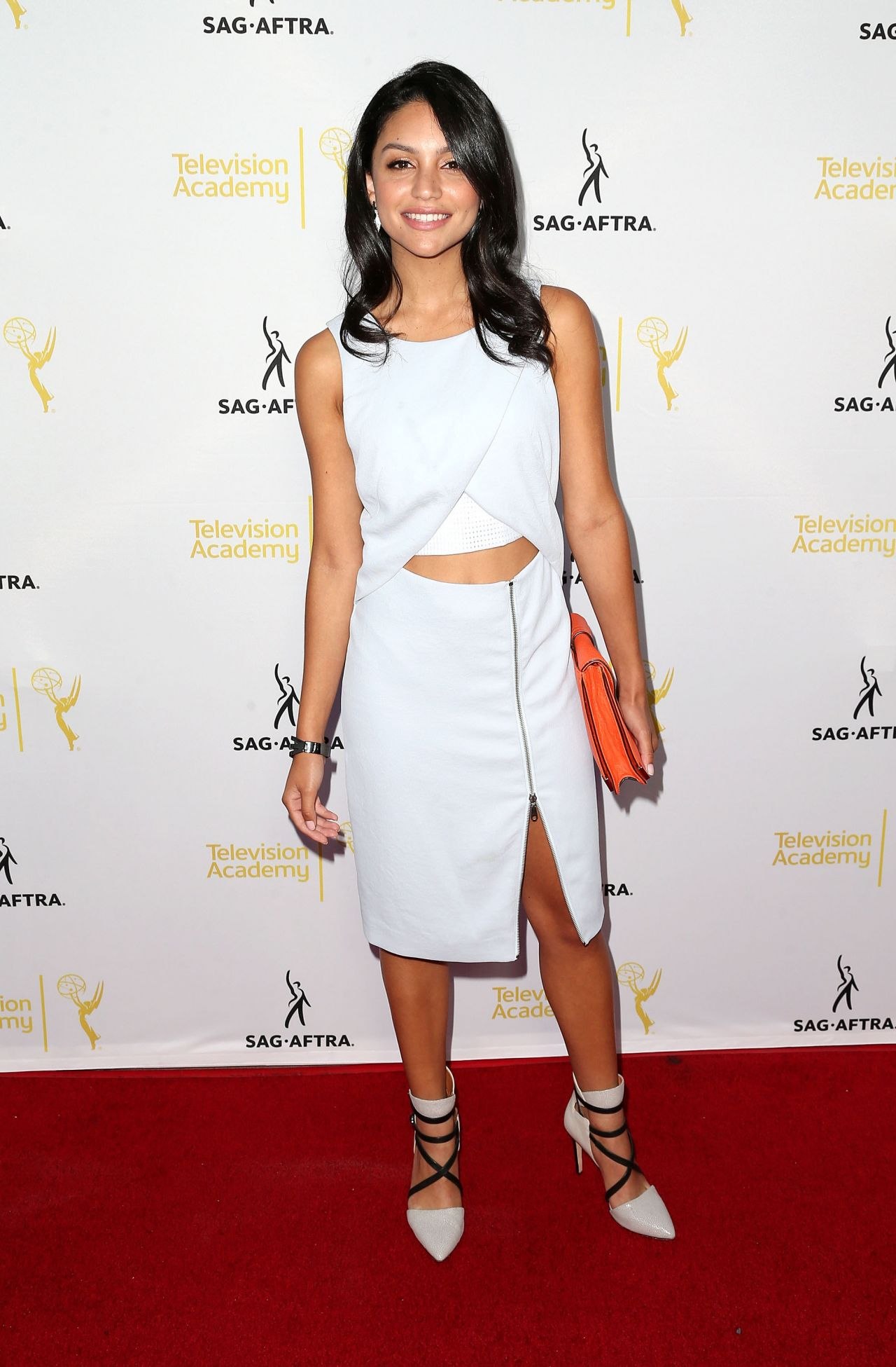 Bianca A. Santos - Emmy Awards Dynamic and Diverse Nominee Reception - August 2014