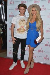 Bianca Gascoigne at Soho Sanctum - July 2014