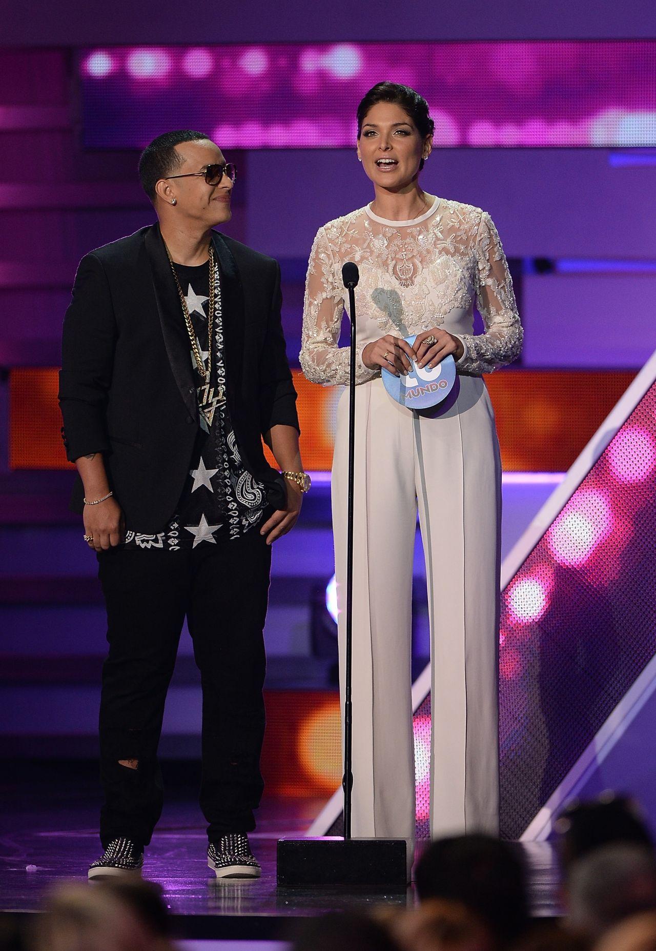 Blanca Soto – 2014 Telemundo's Premios Tu Mundo Awards
