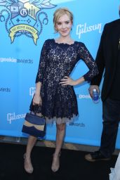 Brea Grant - 2014 Geekie Awards in Los Angeles
