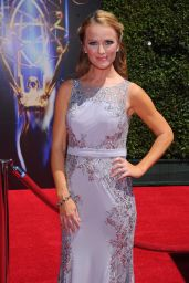 Brooke Anderson - 2014 Creative Arts Emmy Awards