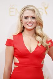 Brooke Newton – 2014 Primetime Emmy Awards in Los Angeles