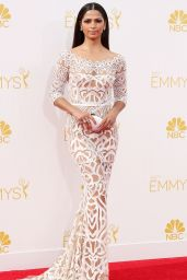 Camila Alves – 2014 Primetime Emmy Awards in Los Angeles
