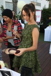 Camilla Luddington - JustFab Fall/Winter 2014 Preview in West Hollywood