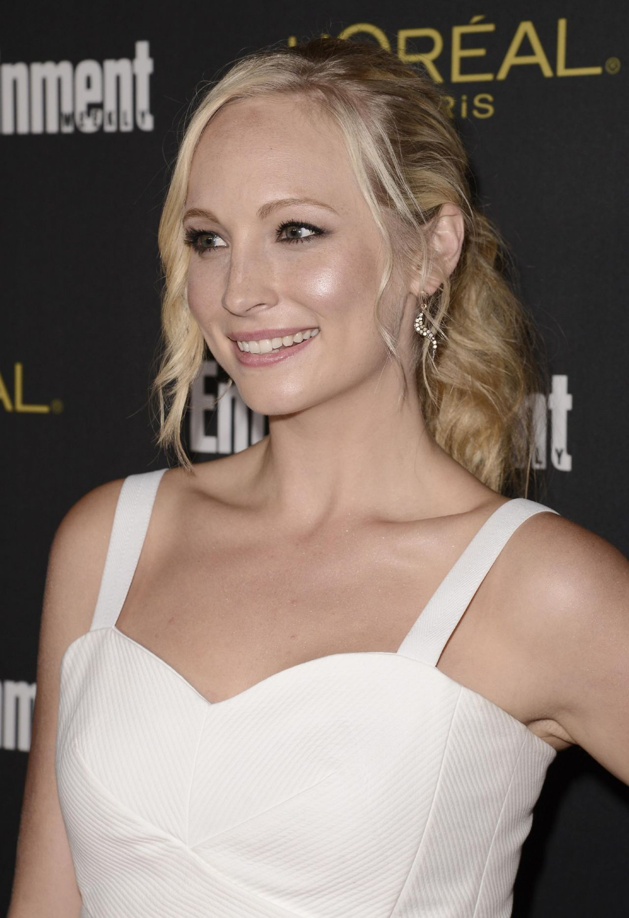 Candice Accola – Entertainment Weekly's Pre-Emmy 2014 Party in West Hollywood