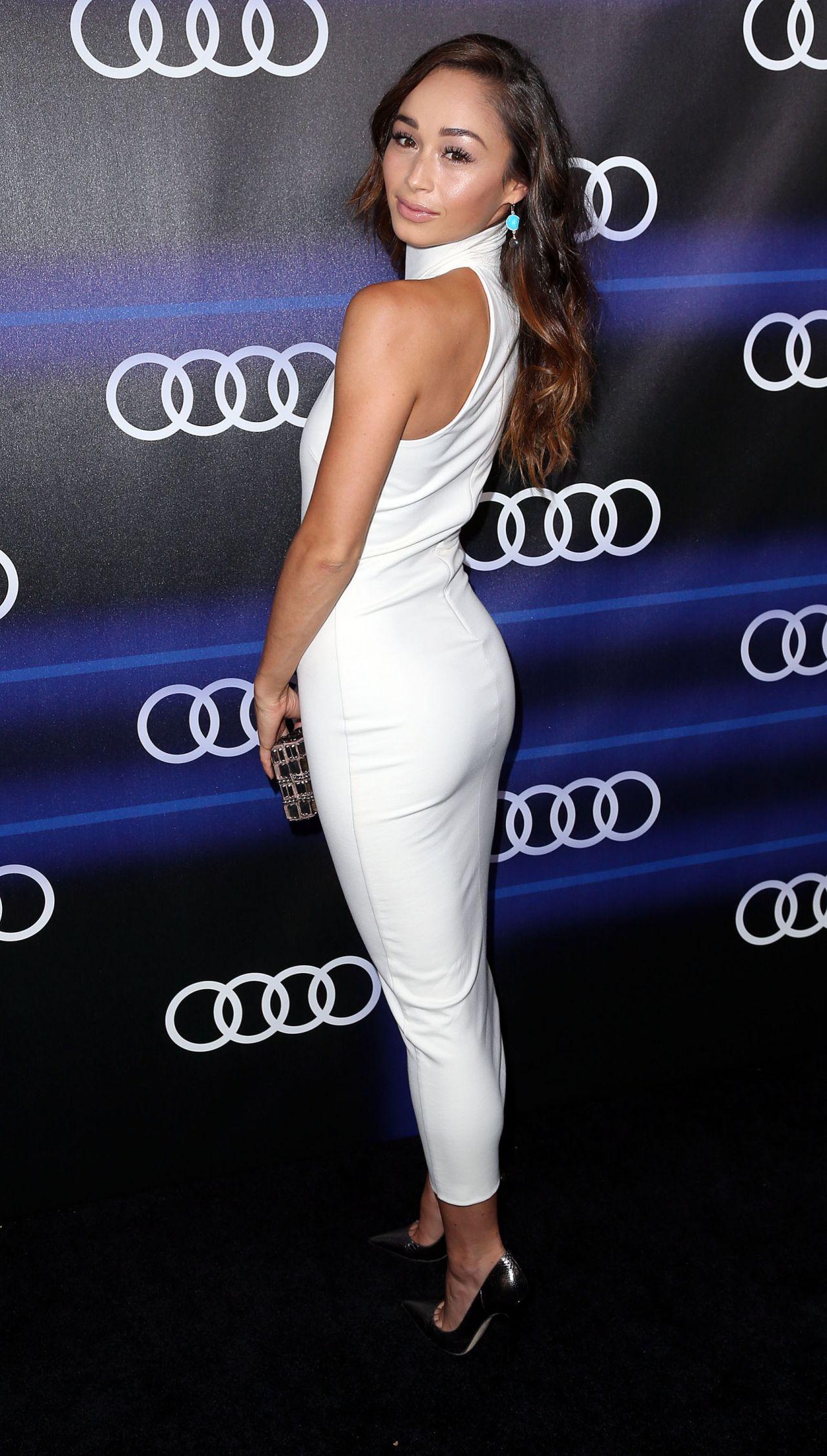 Cara Santana - Audi Celebrates Emmys