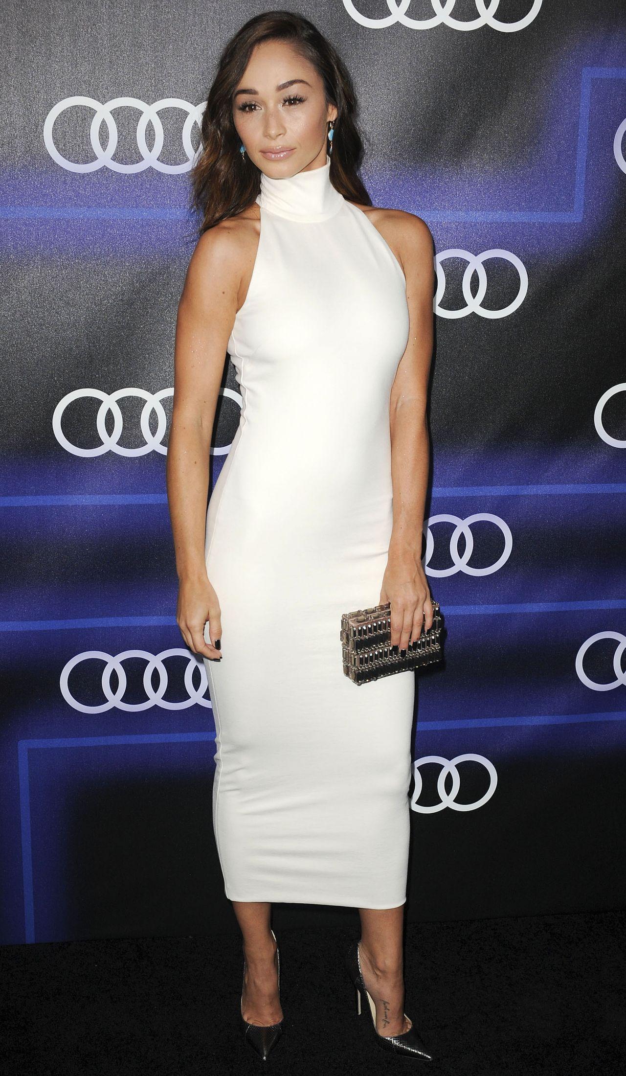 Cara Santana - Audi Celebrates Emmys' Week (2014)