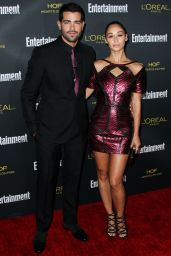 Cara Santana – Entertainment Weekly's Pre-Emmy 2014 Party in West Hollywood