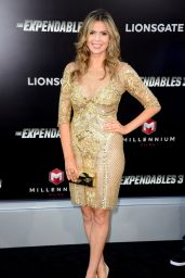 Carly Steel – 'The Expendables 3′ Premiere in Los Angeles
