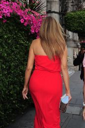 Carol Vorderman - Shari King Book Launch in London - August 2014