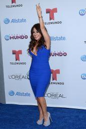 Carolina Sandoval – 2014 Telemundo's Premios Tu Mundo Awards
