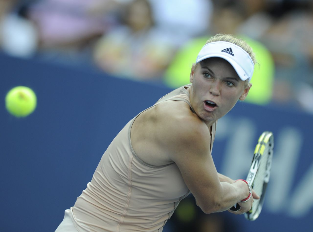 Caroline Wozniacki – 2014 U.S. Open Tennis Tournament in New York City – 2nd Round
