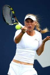 Caroline Wozniacki – Rogers Cup 2014 in Montreal, Canada – 3rd Round