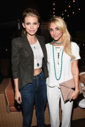 Cassie Scerbo - #18for18 Summer Soiree - August 2014