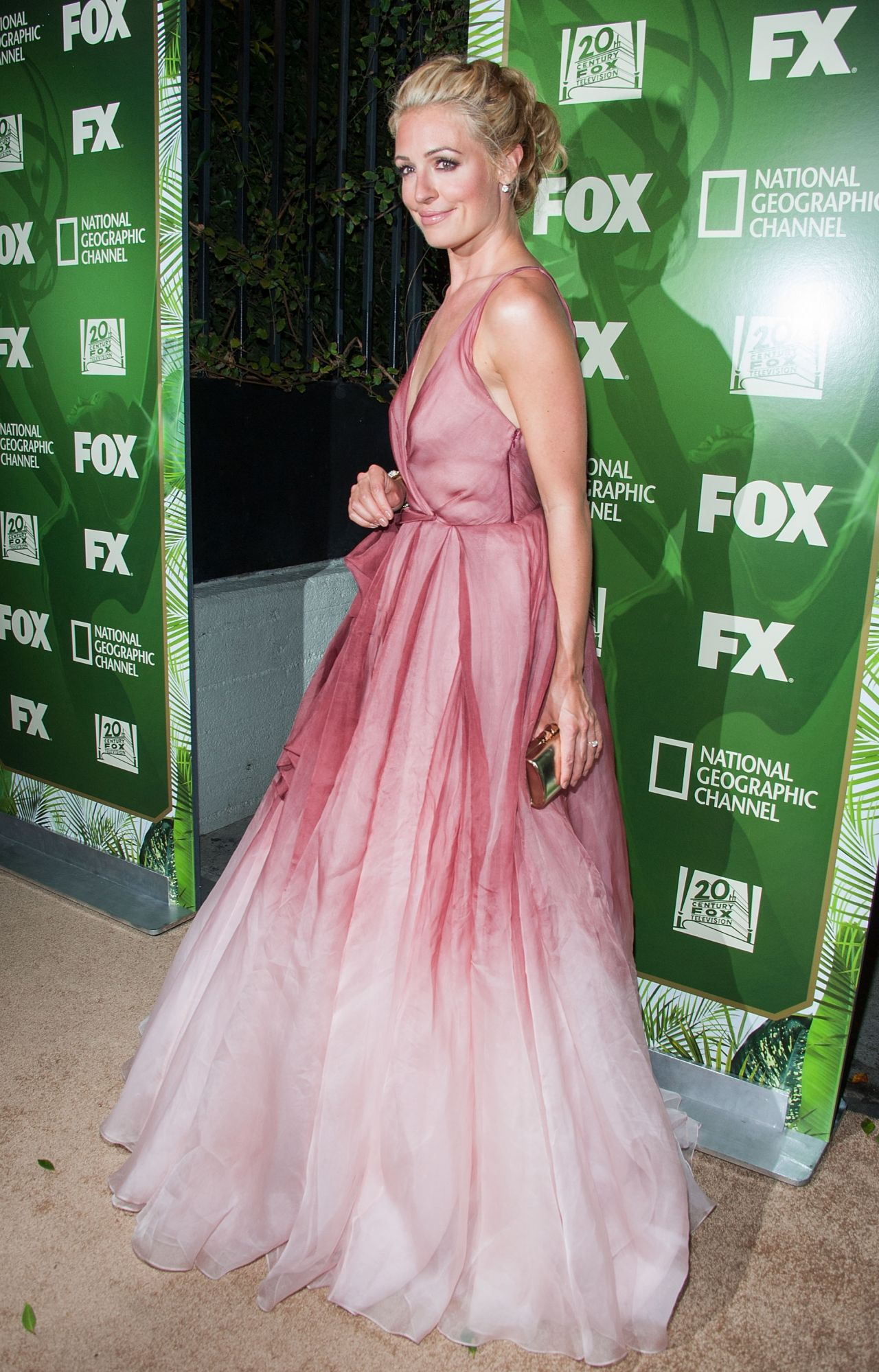 Cat Deeley – FOX FX National Geographic Emmy 2014 Party in Los Angeles