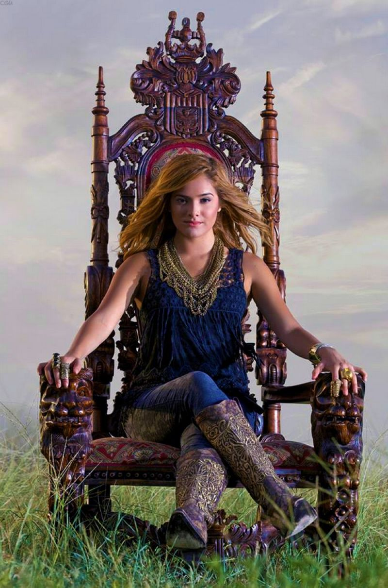 Chachi Gonzales Photoshoot - August 2014