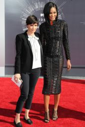 Chanel Iman - 2014 MTV Video Music Awards in Inglewood