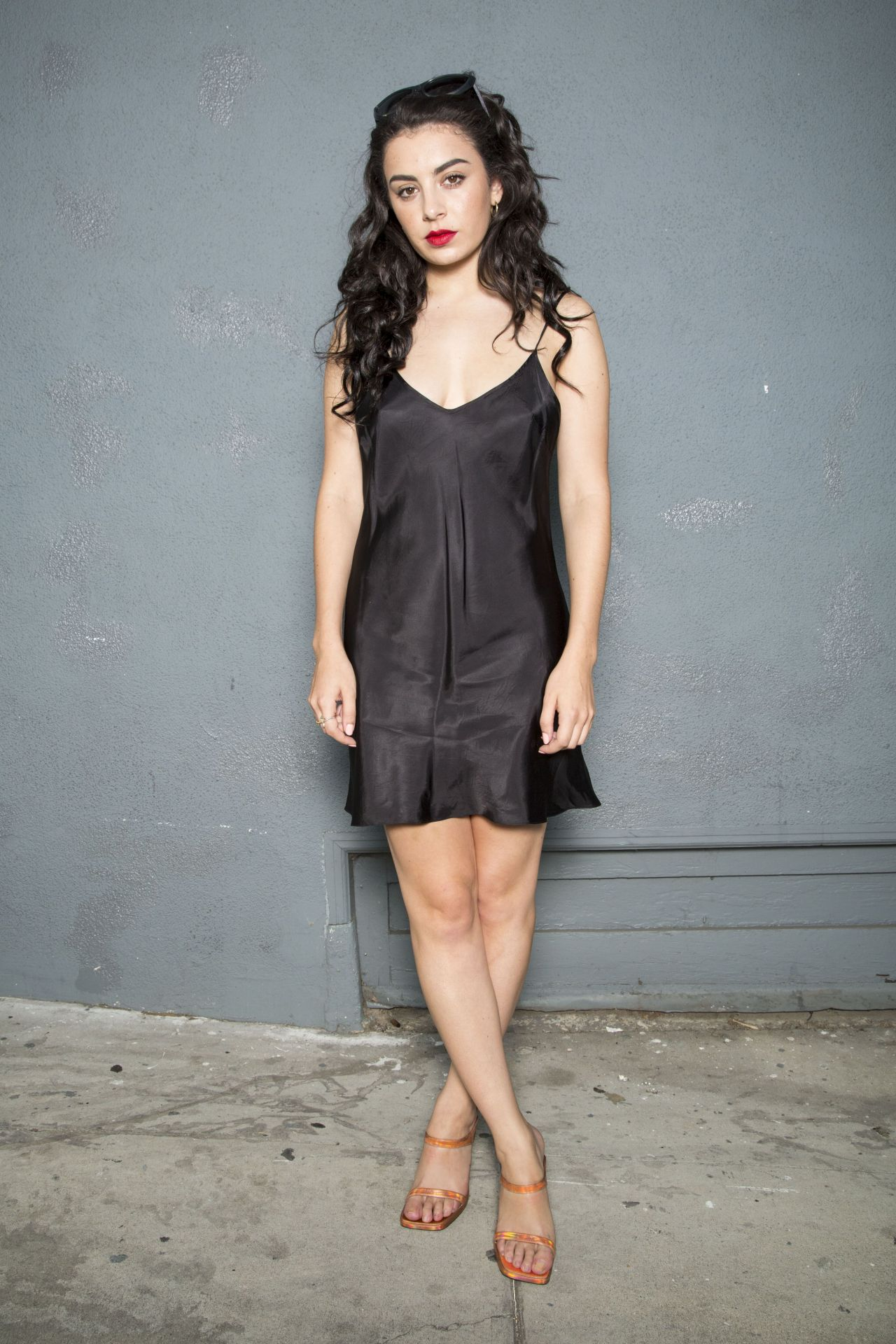 Charli Xcx Photoshoot 2014