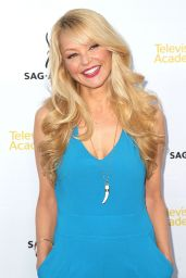 Charlotte Ross – Emmy Awards Dynamic and Diverse Nominee Reception – August 2014