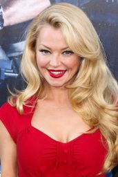 Charlotte Ross – 'The Expendables 3′ Premiere in Hollywood