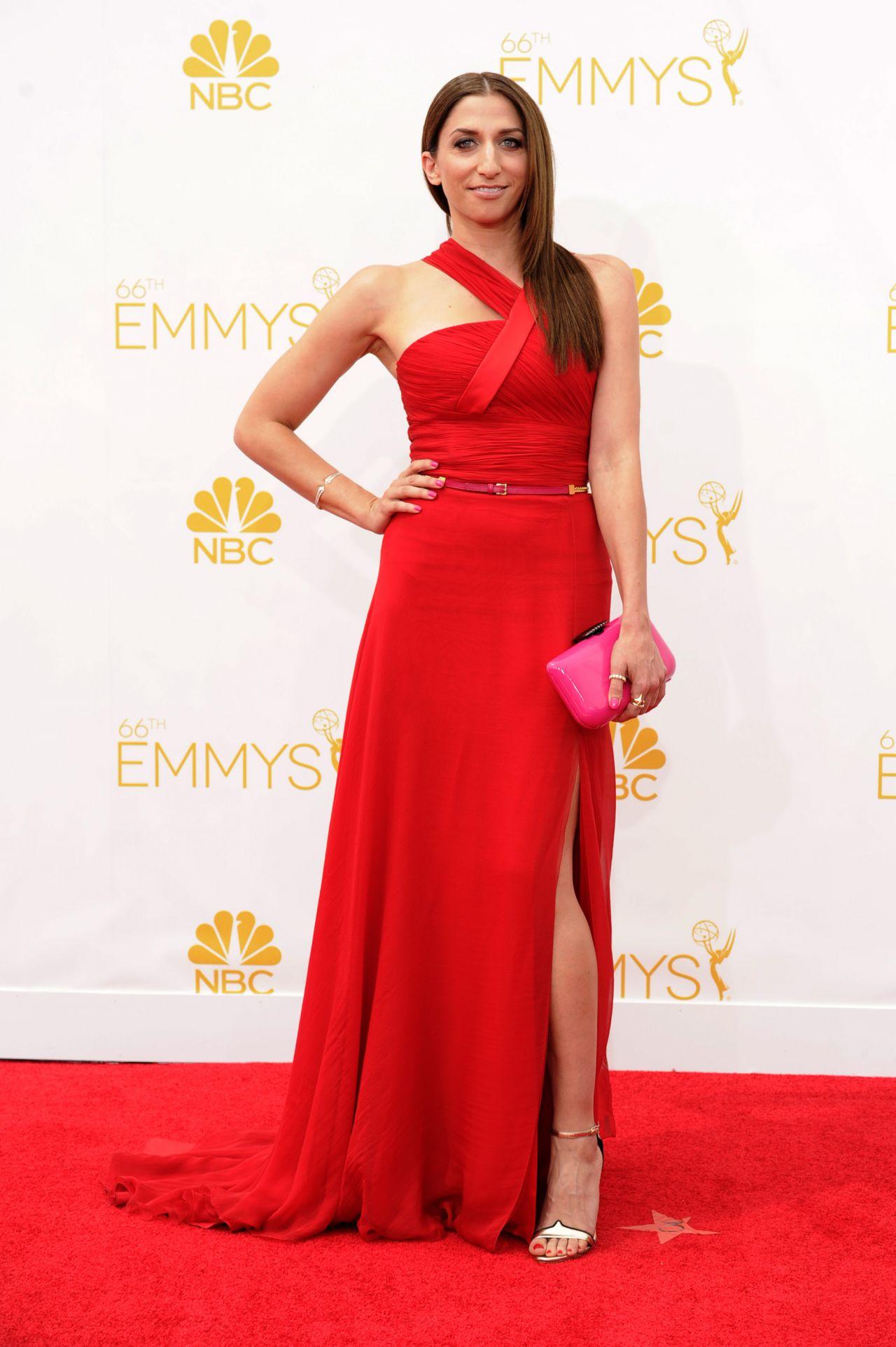 Chelsea Peretti – 2014 Primetime Emmy Awards in Los Angeles