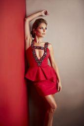 Cheryl Fernandez-Versini Photoshoot - The X Factor 2014 Promos