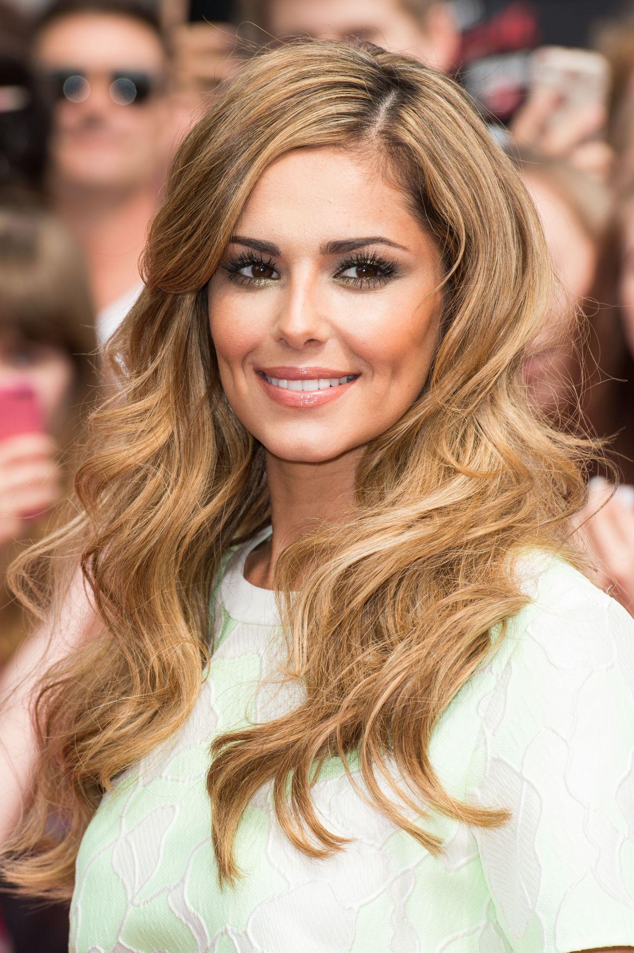 Cheryl Fernandez Versini X Factor Auditions In London August 2014