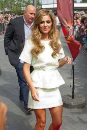 Cheryl Fernandez-Versini – X Factor Auditions in London – August 2014