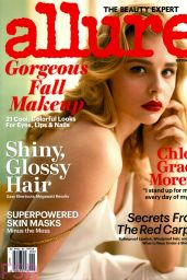 Chloe Moretz - Allure Magazine - September 2014 Cover
