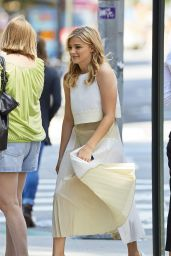 Chloe Moretz - Out in the SoHo Neighborhood of NYC August 2014