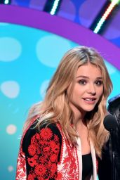 Chloe Moretz – Teen Choice Awards 2014 in Los Angeles