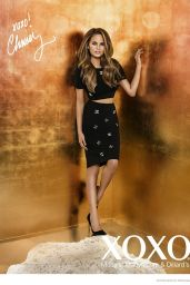 Chrissy Teigen Photoshoot - XOXO Fall 2014